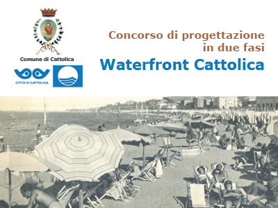 logo Waterfront di Cattolica